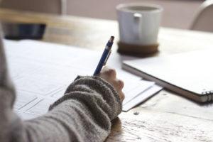 preparare un manoscritto